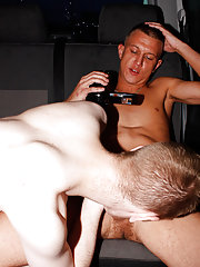 Boy fuck a monkey porn photos and rimming young gay ass - at Boys On The Prowl!