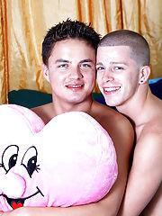 Old man deep throat young boys and young bareback gay cowboys - at Real Gay Couples!