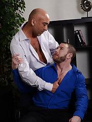 Pics of naked men fucking s and gay sexy hung muscle porn at My Gay Boss