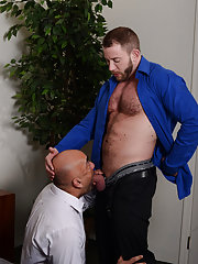 Gay anal penetration sex pic and sexy cute boys penis at My Gay Boss