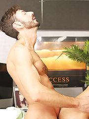Cute naked boy asleep and cute frontal nude boy at My Gay Boss