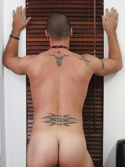 Cum eating hunky gay men and anal ass boy at My Gay Boss