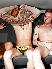 Gay travel in group and naked guys in groups - at Boys On The Prowl!
