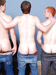 Twinks fuck bareback group and scout group twink porn