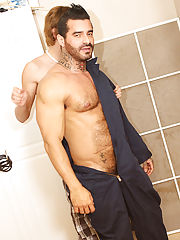 Hairy chested guys shirtless pics and black fucking army wives at I'm Your Boy Toy