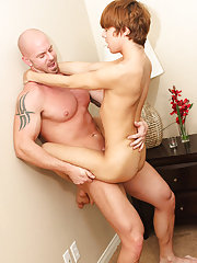 Long huge cock gay anal tube at Bang Me Sugar Daddy