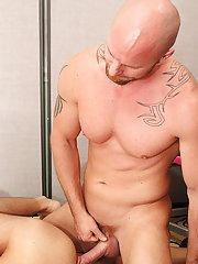 Muscular gay chocolate and young cute boys fuck old man pic at My Gay Boss
