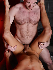 Young boy cum dumper and winking boys asshole at Teach Twinks