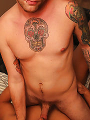 Xxx neck fuck image and free video military men sucking cum at My Husband Is Gay