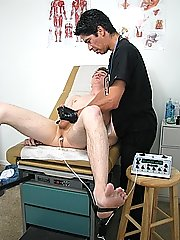 He told me that I did a great job, and to come back to see Nurse Ajay for some penetration next week male humiliation fetish