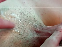 Uncut and shooting cocks and...