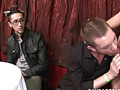Staxus twink cinema and full length twink video at Sausage Party
