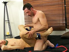 Twink shitting while being fucked and xxx men and dildos at Bang Me Sugar Daddy