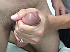 Teen boy masturbate until cum...
