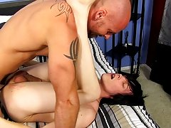 Horny youthful boy Tyler Bolt is out beside the pool when big muscle daddy M,itch Vaughn arrives to take a dip male anal at I'm Your Boy Toy