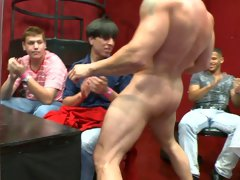 Men shirtless therapy group and firemen yahoo groups naked pics at Sausage Party