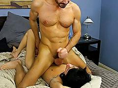 Boys licking dicks and trades...