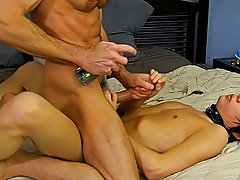 Interracial boys anal pics and...