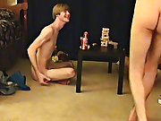 """"""" This is a long clip for u voyeur types who like the idea of watching these boys receive naked, drink, talk and play smutty games big cock gay t"""