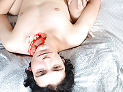Man and boy fuck each other and nasty anal twink flash tube - Gay Twinks Vampires Saga!