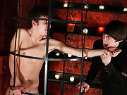 Gay twinks having anal sex and ass cock lick cum twink rimming movie picture - Gay Twinks Vampires Saga!