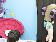 Twink bareback slow and soft and free twinks teen pictures ass in underwear at Boy Crush!