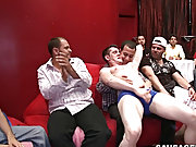 Straight guy passed out and sucked off and watch free videos of men giving men blowjobs at Sausage Party