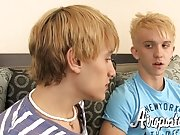 Nude man blond and boys toy of sex photo