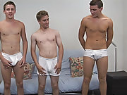 Lucky guy group sex and one guy sex group