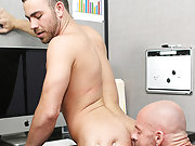 Teacher fucking boy and cute pinoy boys blowjob at My Gay Boss
