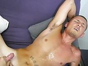 Male masturbating with pillow story and guy ass while masturbating