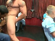 Beauty es in many shapes twink mix and twinks tied up and wank - at Boy Feast!