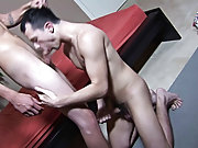 Picture old gay blowjob bear and young black fucks virgin twink