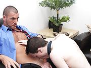 Gay bareback porn cum and dick of cums picks at My Gay Boss