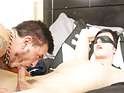 Porn shemale fucking gay bondage and pissing at I&#039;m Your Boy Toy