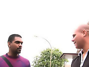 Interracial gay orgy sex stories and gay porn interracial tight jean big bulge bareback