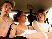 Group gay porn fucking and gay nudist groups - at Boys On The Prowl!