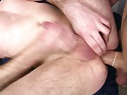 Nude hunks photos blowjob and super short twink