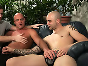 Mature gay groups and group men sex