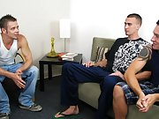 Hot sex male and gay blowjobs free porn at Straight Rent Boys free boys playing penis videos
