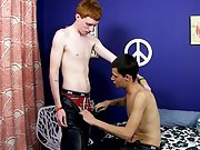 Doctor bulging rubbing dick and free twinks teen pictures ass in underwear