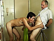 A great breakfast is a good way to surprise your lover hardcore gay big cock