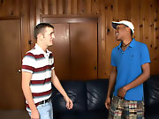 Interracial gay wife
