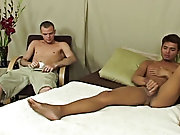 Straight black naked college guy and blond twink gay boy pic...