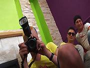 Gay group sex orgies and groupsex gangbang orgy andnot gay at Crazy Party Boys