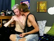 Sleeping gay boys with dick and young boys fall in love in movie
