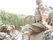 Hardcore bareback boys porn at Staxus