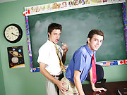 Twink with dark brown hair and nudist twinks naked tube at Teach Twinks