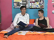 Old man fucks twink on couch and gay twinks striped and masturbated by men videos