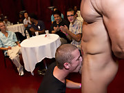 Gay jocks videos big cock group free and gay male strip groups at Sausage Party